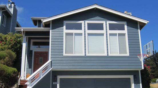 Siding Contractors Daly City