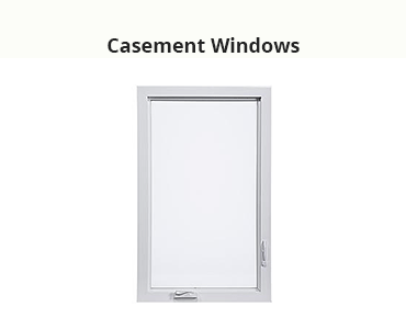 Casement Windows Style