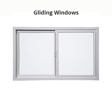 Gliding Windows Style