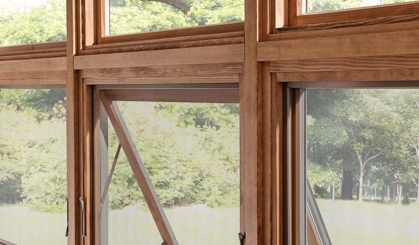 Milgard Windows - Casement Wood Windows San Francisco