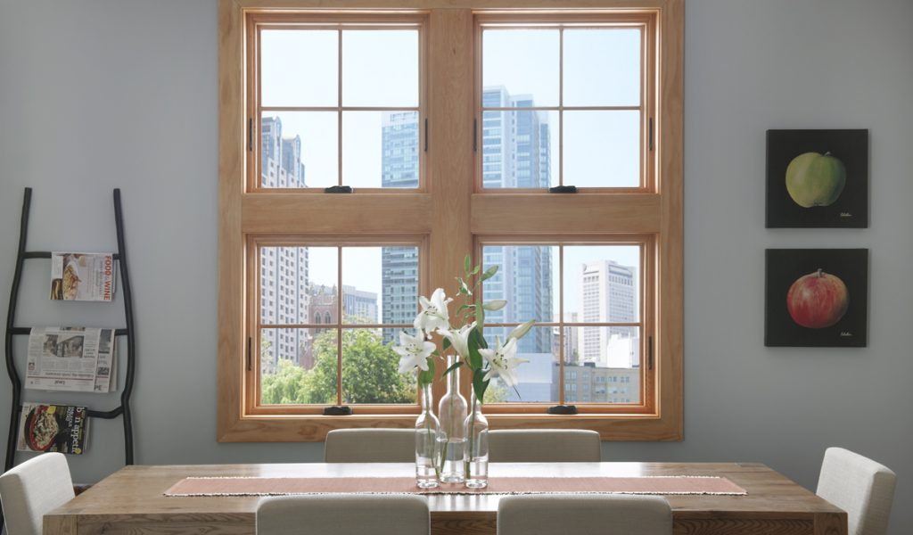 Milgard Windows - Essence Wood Windows San Francisco