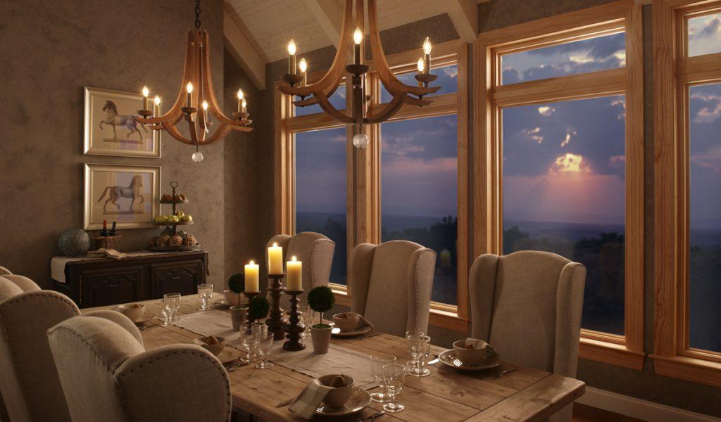 Milgard Windows - Essence Wood Windows