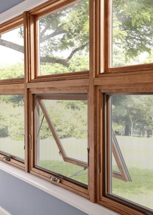 Milgard Windows Essence Series Wood Windows