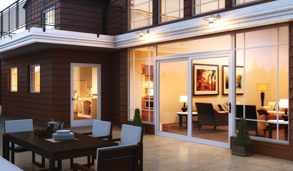 Milgard Patio Doors - Ultra Series