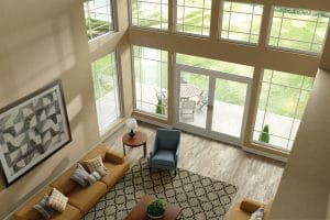 Milgard Ultra Fiberglass Windows