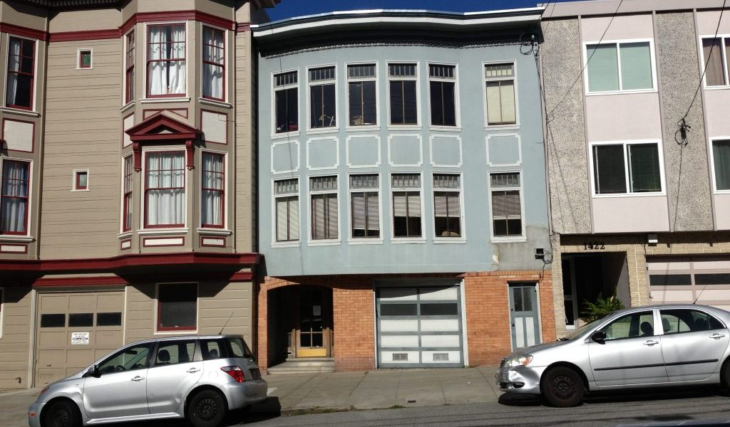San Francisco Windows Project