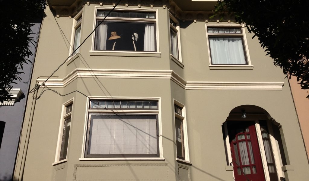 San Francisco Siding Project