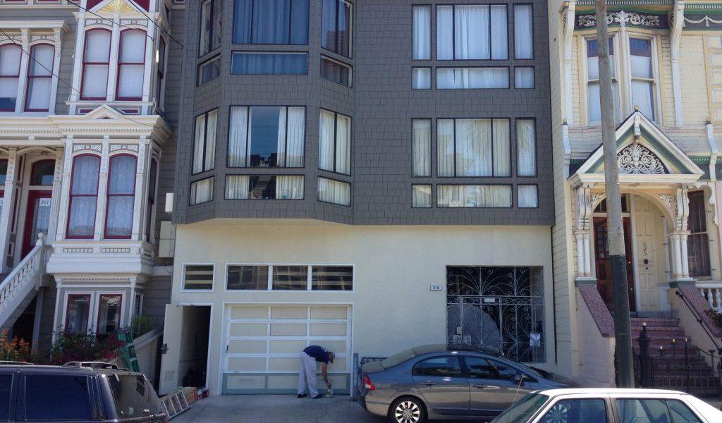 San Francisco Siding Image