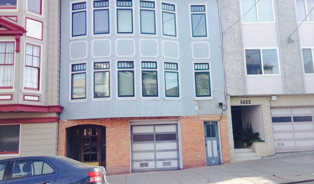 San Francisco Siding Contractors Project
