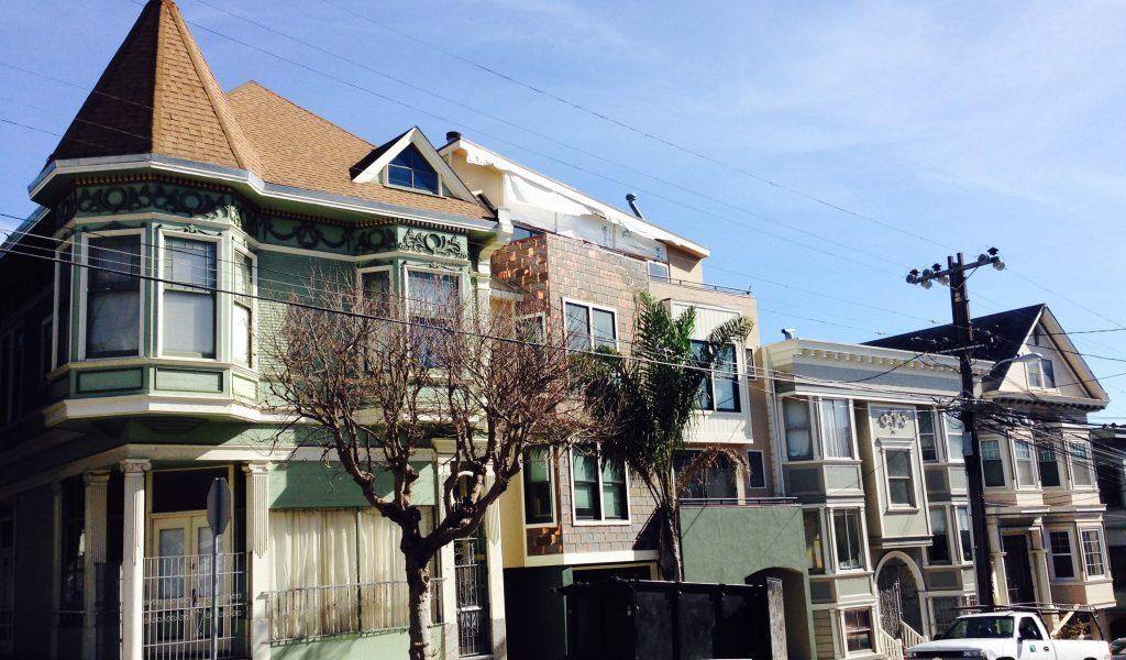 San Francisco Windows